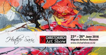 The Christchurch Art Show 2016